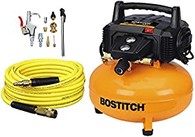 Up to 30% off select BOSTITCH compressor and nailer