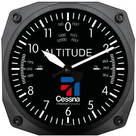 Trintec Cessna Altimeter Clock 6.5