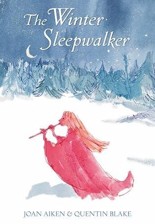 book cover of The Winter Sleepwalker