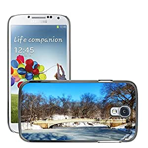 Hot Style Cell Phone PC Hard Case Cover // M00170596 Central Park New York City Landmark // Samsung Galaxy S4 S IV SIV i9500