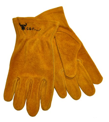 Best Leather Work Gloves - 4