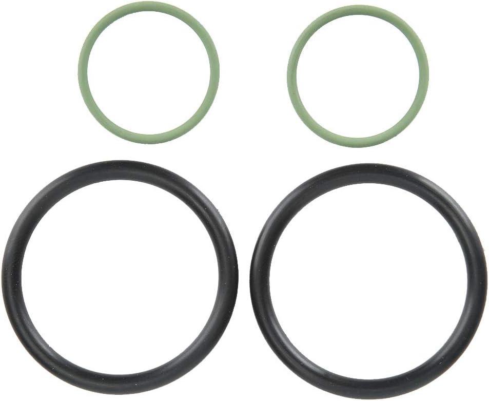4 St/ücke Magnetdichtringe Magnetventil Dichtring Reparatur Upgrade Kit Fit f/ür Vanos N40 N42 N46 N45 f/ür E46 E60N E81 E83 E87 E88 E90