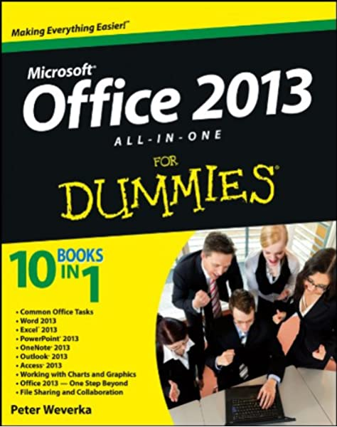 Buy Excel 2013 All In One For Dummies Mac