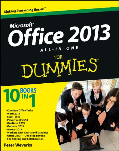 Download Office 2013 All-In-One For Dummies Pdf