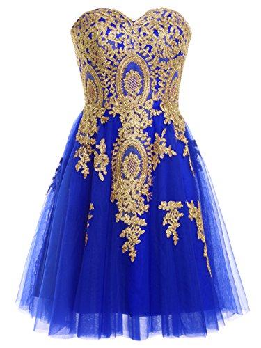 fall applique dress - 9