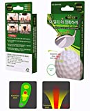 Deo Deo Golf attaching Film/Club Coating for Anti Slice/Anti Hook/Protecting Clubs and Getting Distance