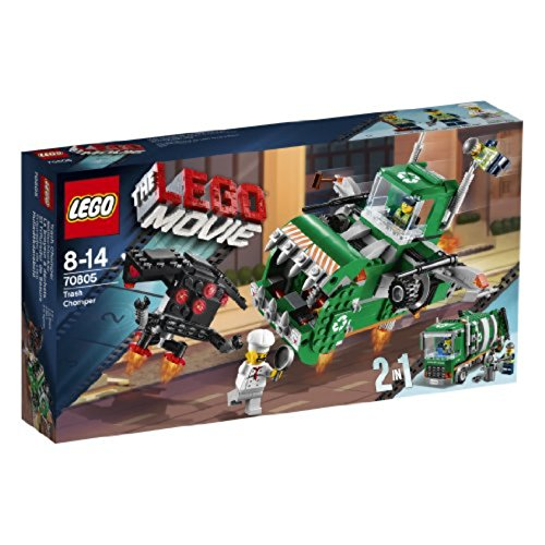 The LEGO Movie 70805: Trash Chomper