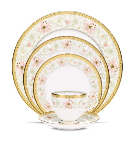 Noritake Blooming Splendor 5-Piece Place ()