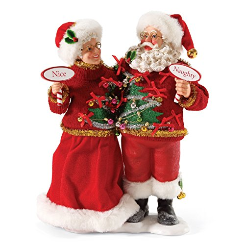 Department 56 Possible Dreams Christmas Santa s Sweater Set