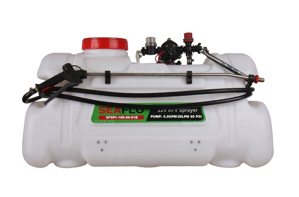 Seaflo ATV Spot Sprayer - 12 Volt, 5 GPM, 26 Gallon