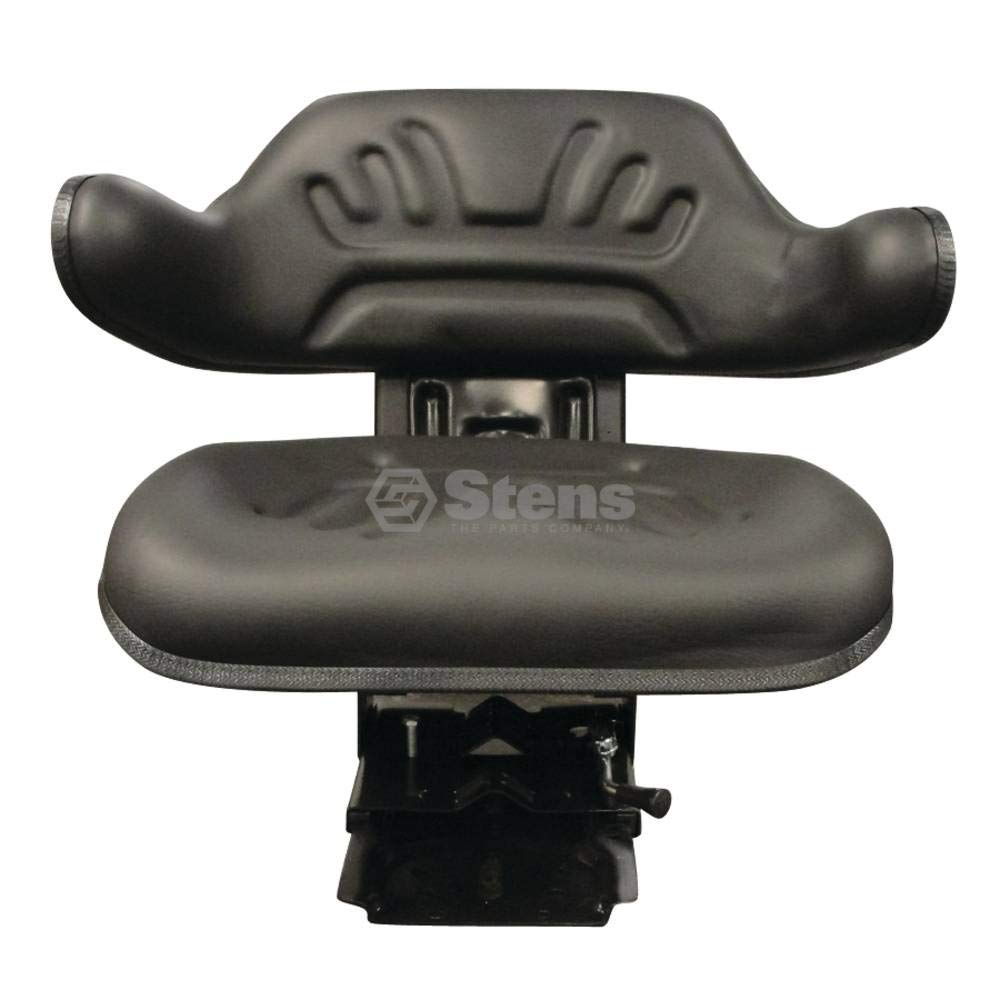 Stens Seat for Economy suspension, black, adjustable