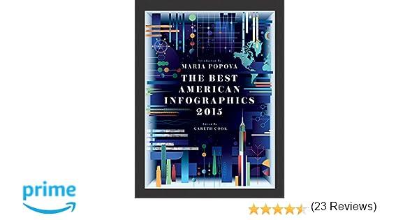 The Best American Infographics 2015: Gareth Cook, Maria Popova ...