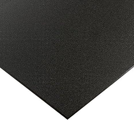 "White Marine Board HDPE Polyethylene Plastic Sheet 1//4/"" x 24/"" x 54/""  Textured"