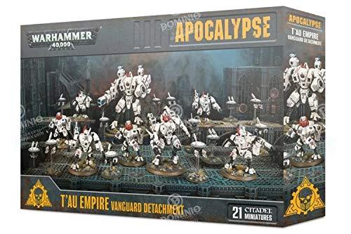 Warhammer 40K: Tau Empire Vanguard Detachment (Best Starter Army Warhammer 40k)