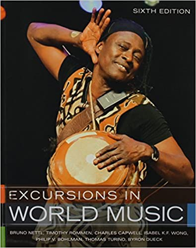 EXCURSIONS IN WORLD MUSIC&ACCESS CARD PKG (6th Edition)