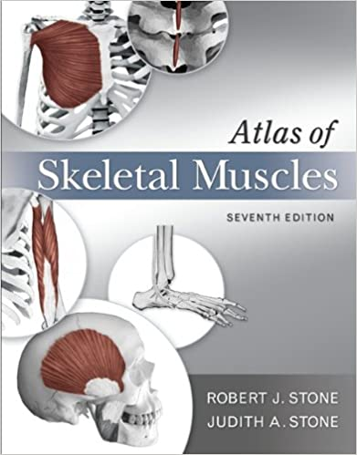 Atlas Of Skeletal Muscles 8601407079006 Medicine Health Science