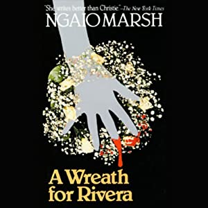 A Wreath for Rivera Audiobook