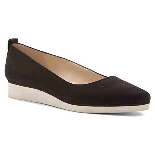 Womens Shoes Calvin Klein Esme Black Nubuck