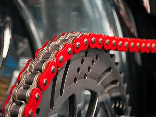 spez ialver Cadena reforzada Rojo para Honda TRX 700 ...