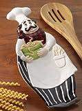 Amazon Com American Atelier Buon Appetito Chef Cookie Jar