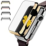 Charberry Ultra-Slim Electroplate PC Hard Case Cover For Apple Watch Series 2 42mm