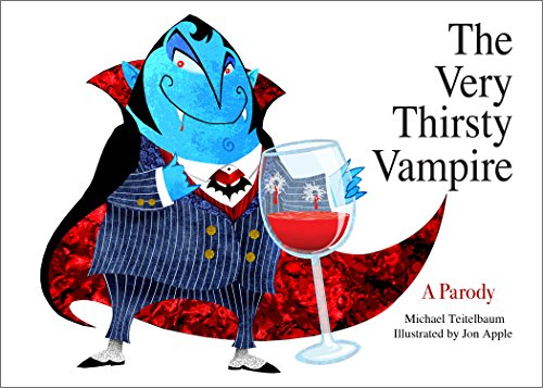 The Very Thirsty Vampire: A (12 Nights Of Halloween Song)