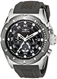 Invicta Men's 20311 Speedway Stainless Steel Watch with Black Band
