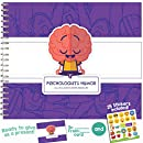 Psychology Gifts - Funny Booklet To Say Thank You To Your Favorite Psychologist, Psychiatrist, Psychotherapist, Psychoanalyst - Extremely Easy-to-fill And Thoughtful Gift Ideas for Doctors