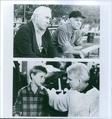 Origin photo of Jason Robards, Steve Martin and Jasen Fisher star in Parenthood.