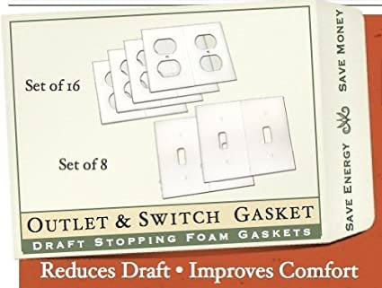 Amazing Gasket Covers Electrical Outlet And Light Switch Plate Draft Stopper Wiring Cloud Mangdienstapotheekhoekschewaardnl