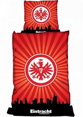 Eintracht Frankfurt Bettwäsche Skyline Amazonde Sport Freizeit