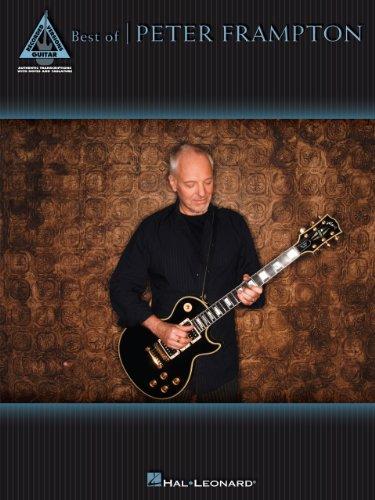 Best of Peter Frampton Songbook (Guitar Recorded Versions)
