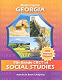 Mastering the Georgia 7th Grade CRCT in Social Studies, Kindred Howard, 1598072471