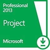 Microsoft Project 2013 Professional 1 PC Vollversion Lizenz