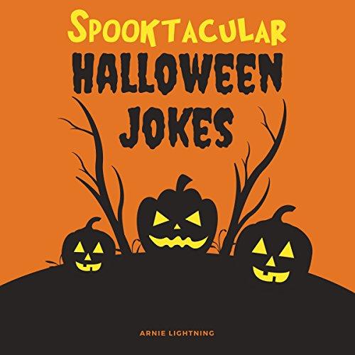 Spooktacular Halloween Jokes ()