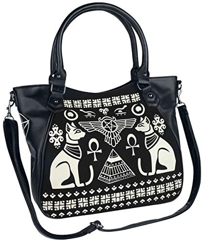 Lost Queen Anubis Handbag Egyptian Alternative Purse