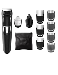 Philips Norelco Multigroom All-In-One Series 3000, 13 attachm...