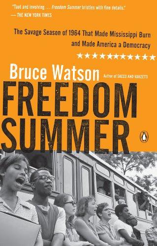 Freedom Summer Mississippi America Democracy ebook product image