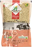 Organic White Sesame Seeds - ★ USDA Certified Organic - ★ European Union Certified Organic - ★ Pesticides Free - ★ Adulteration Free - ★ Sodium Free - Pack of 3 X 7 Ounces (21 Ounces) - 24 Mantra Organic