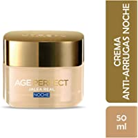 Crema antiarrugas de noche Age Perfect L'Oréal Paris, 50 ml