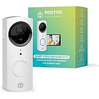 Smart Vídeo Porteiro Wi-Fi Positivo Casa Inteligente Smart Vídeo Porteiro Wi-Fi