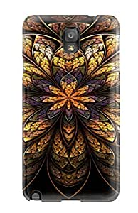 New Style Forever Collectibles Fractal Hard Snap-on Galaxy Note 3 Case 7190432K28471265
