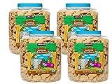 Kirkland Signature Organic Animal Cracker - 4 lb tub (Pack of 4)
