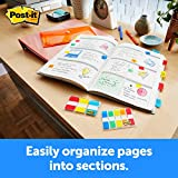 Post-it Tabs Value Pack, Assorted Primary