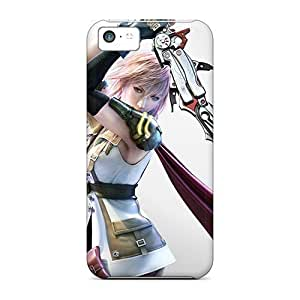 diy phone caseDurable Protector Cases Covers With Ffxiii Lightning Hot Design For iphone 5/5sdiy phone case