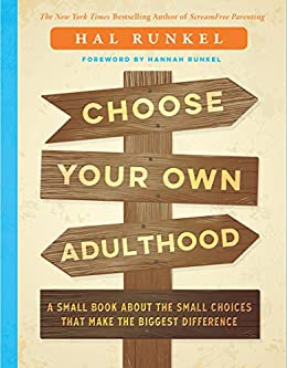 Amazon choose your own adulthood a small book about the small choose your own adulthood a small book about the small choices that make the biggest fandeluxe Images