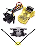 Readytosky Atom MINI CC3D Openpilot Bent Side Pin 32bits Flight Control Controller FC for FPV Racing Drone with antenna cable