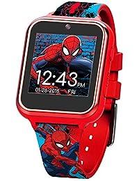 Marvel Spider-Man Touchscreen Interactive Smart Watch (Model: SPD4588AZ)
