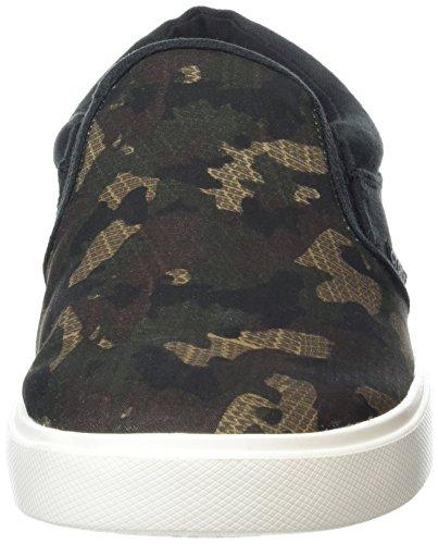 Crocs Citlngrphslpsnk, Zapatillas para Hombre Verde (Camo/Black)