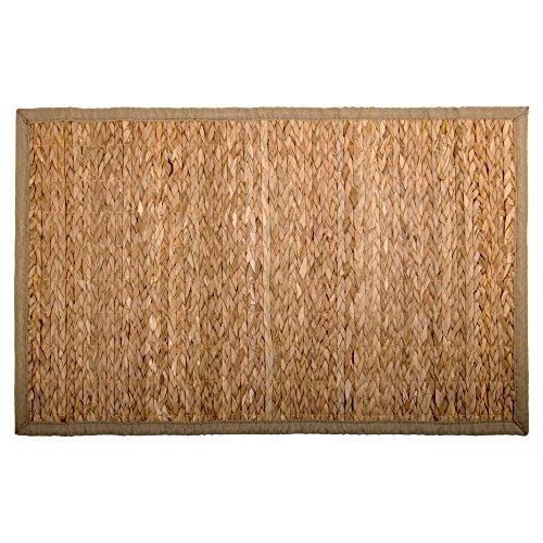 Truu Design, 20 x 32 inches, Typha Grass Floor Mat